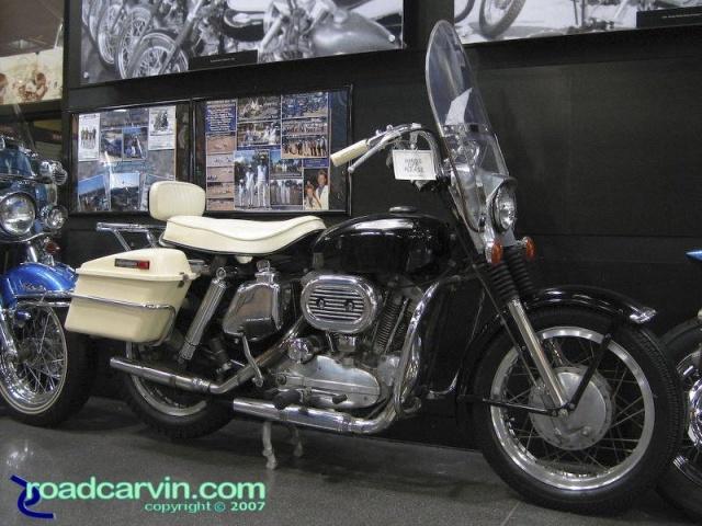 1972 XLH Sportster