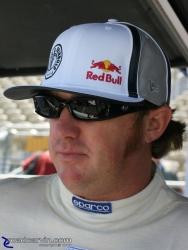 2008 Sonoma Grand Prix - Buddy Rice - Chillin'