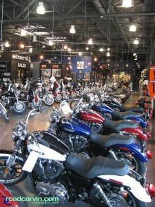 Harley Davidson sales slump continues
