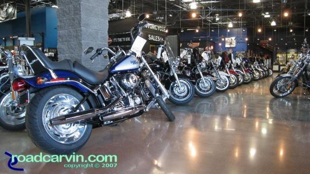 Buddy Stubbs Arizona Harley-Davidson - Bikes II