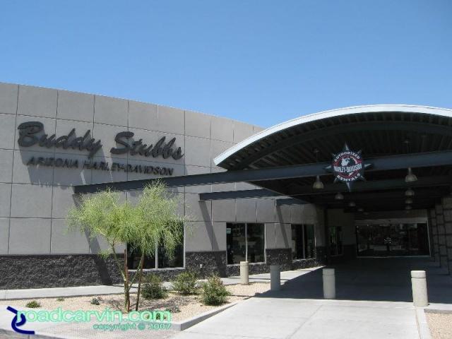 Buddy Stubbs Arizona Harley-Davidson