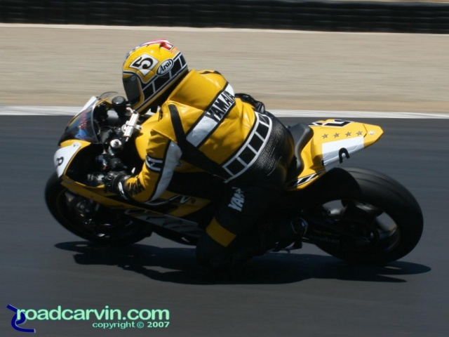 California Superbike School - Yamaha R1 LE (II)