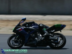 California Superbike School - Suzuki GSXR-750