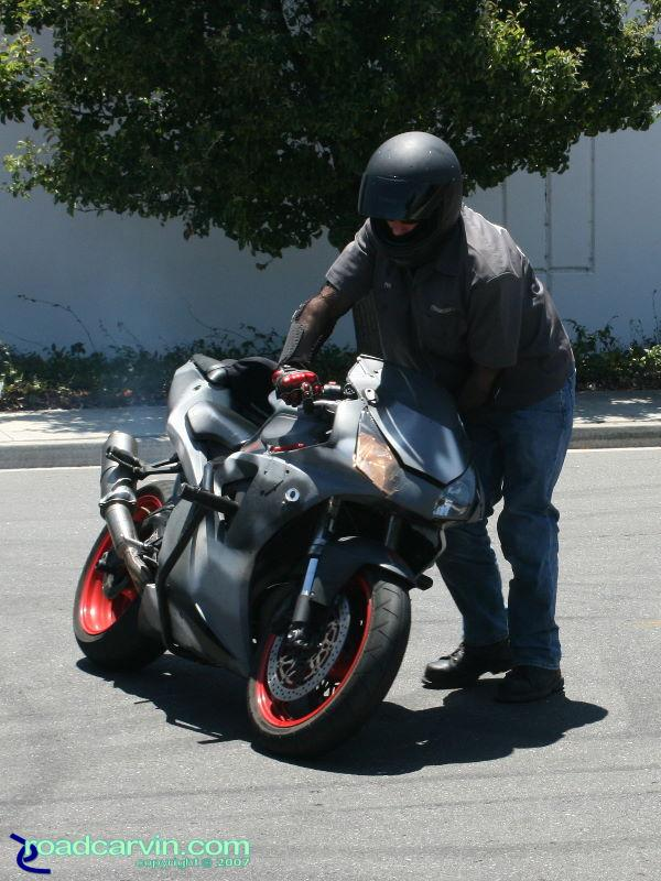 Cbr Suicide Circle Burnout furthermore  as well  further Attachment besides Sick Innovations F I Crash Cage X. on 2002 honda cbr 954 stunt bike