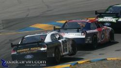 2008 NASCAR - Infineon Raceway - CHP High Speed Pursuit