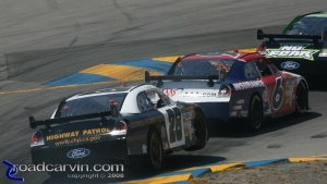 2008 NASCAR - Infineon Raceway - CHP High Speed Pursuit
