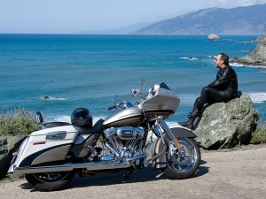 2009 Harley-Davidson CVO Road Glide - Reflection