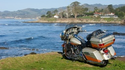 2009 Harley-Davidson CVO Ultra Classic Electra Glide - Pacific Ocean