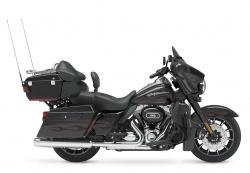 2010 Harley-Davidson - CVO Ultra - Right Side