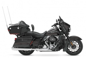 2010 Harley-Davidson - CVO Ultra - Right Side