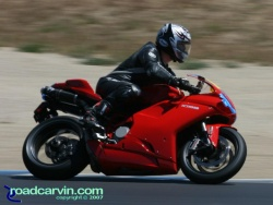 California Superbike School - Red Ducati 1098