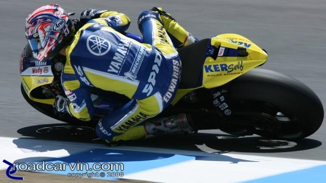 2008 MotoGP - Colin Edwards - Turn 6