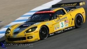 2008 Monterey Sports Car Championships - O'Connell - Magnussen - Turn 8a