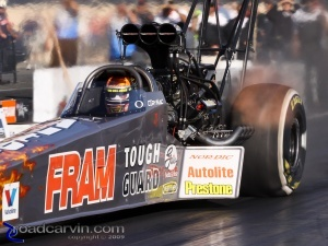 2009 Fram Autolite NHRA Nationals - Cory Mac - Eyes of a Racer