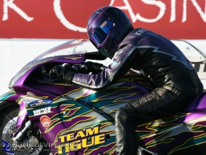 2008 Infineon NHRA - Craig Treble - Starting Line Closeup