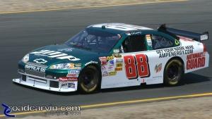 2008 NASCAR - Infineon Raceway - Dale Earnhardt Jr. Turn 3