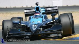 2008 Sonoma Grand Prix - Danica Patrick - Chicane