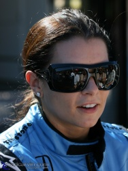 2008 Sonoma Grand Prix - Danica Patrick - Autographs
