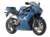 2008 Triumph Daytona 675 - Neon Blue