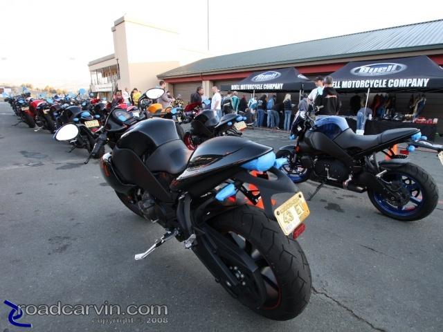 2008 Buell Inside Pass - Infineon - Demo Bikes