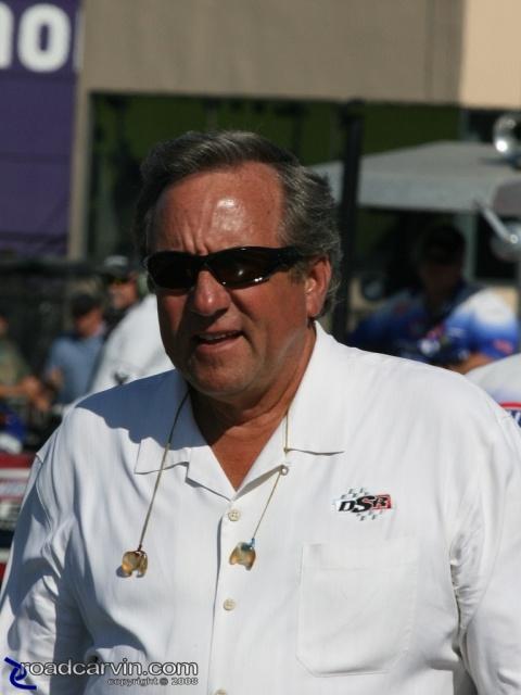 2008 Infineon NHRA - Don Schumacher