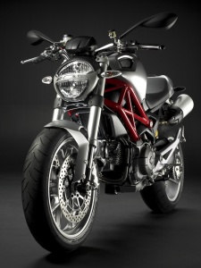 2009 Ducati Monster 1100 - Front Left