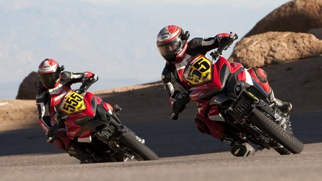 Ducati Multistrada 1200S - Pikes Peak