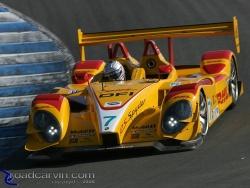 2008 Monterey Sports Car Championships - Dumas & Bernhard Porsche - Turn 8a