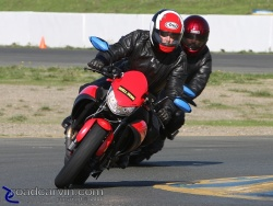 2008 Buell Inside Pass - Infineon - 2009 1125CR & 1125R - Chicane