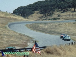 Laguna Seca - A Look Back - Exit Turn 7 Then
