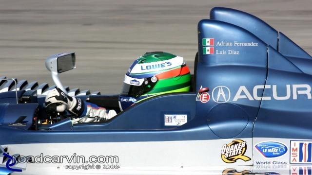 Friday Photo - Lowes Fernandez Racing Acura ARX-01B - Closeup