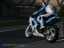 2008 AMA Finale - Geoff May - Corkscrew Wheelie