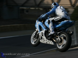 2008 AMA Finale - Geoff May - Corkscrew Wheelie