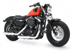 2010 Harley-Davidson - Forty-Eight - 3/4 Right