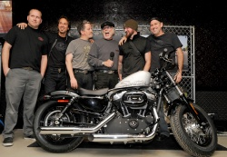 2010 Harley-Davidson - Forty-Eight - Announced