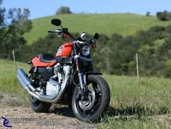 2009 Harley-Davidson Sportster XR1200 - Front - Sierra Foothills