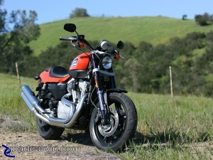 2009 Harley-Davidson Sportster XR1200: At home in the hills