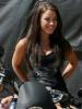 2008 AMA Finale - Harley-Davidson Girl (I) - Portrait