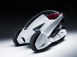 Honda 3R-C Concept - 3/4 Left Side
