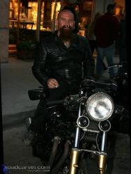 2008 MotoGP - Cannery Row - Honda CB750 Rider