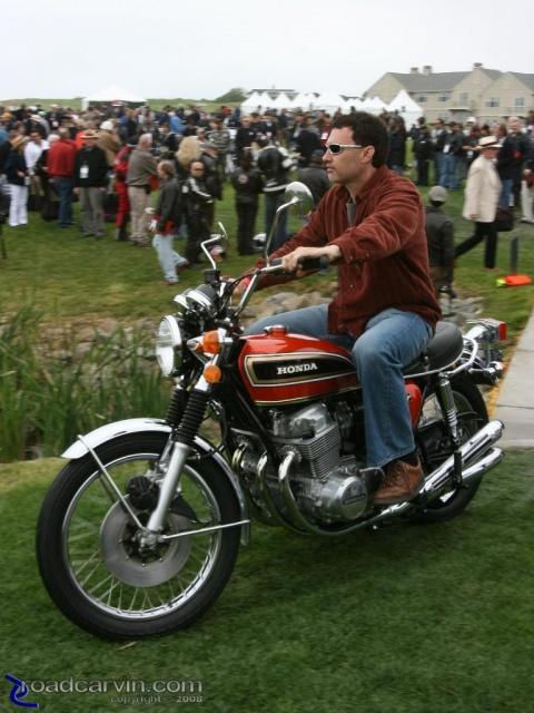 2008 LOTM - 1974 Honda CB750 K