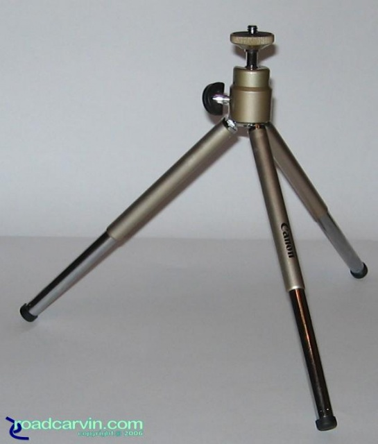 Canon Mini Tripod 7 max