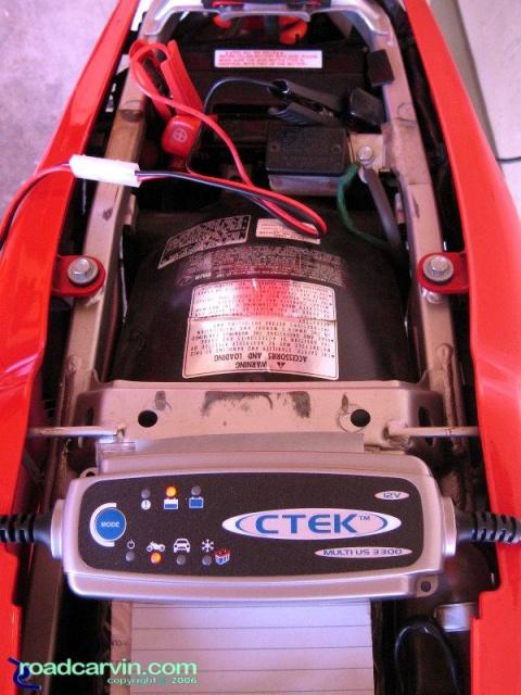 CTEK Multi US 3300 - Hawk GT