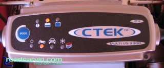 CTEK Multi US 3300 - close up