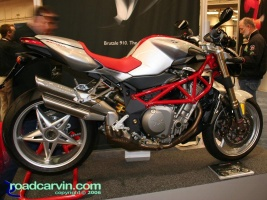 MV Agusta Brutale 910: The MV Agusta Brutale 910 is the prefect execution of a naked bike.