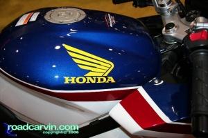 Honda Interceptor Detail