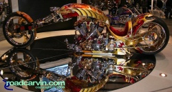 Wild Custom Show Bike