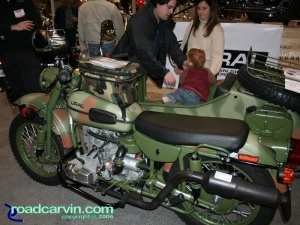 Ural Gear-Up 2WD