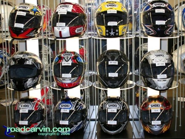 Shoei Display