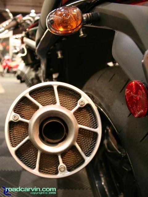 Moto Guzzi Exhaust